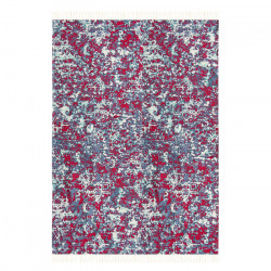Alfombra Cotton Vintage 160 x 230 Red