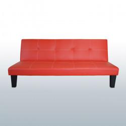 Praga Ecocuero Rojo