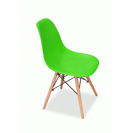 Silla Nórdica Verde