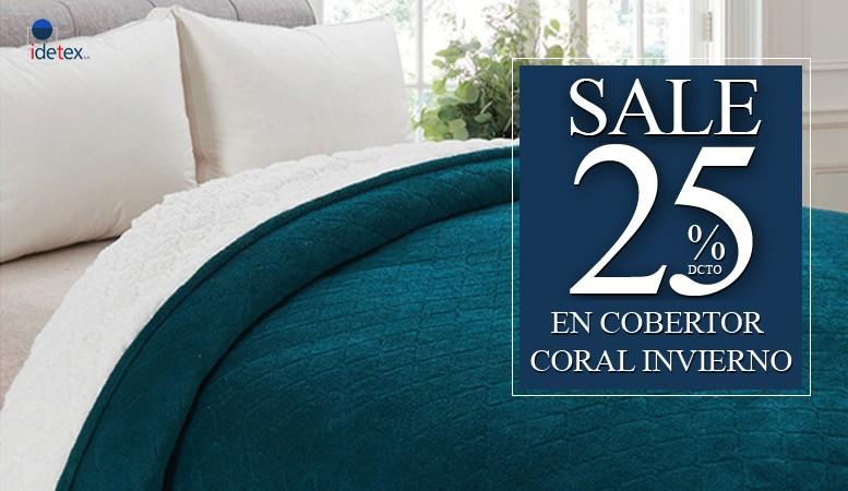 Ir a página Cobertor Coral Invierno